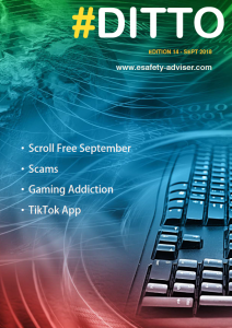 Free Online Safety Magazine - September 2018