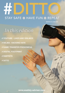 Free Online Safety Magazine - DITTO